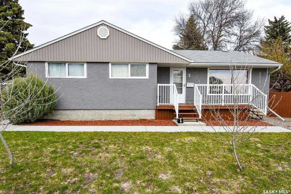 House for sale at 3 Rattray Pl Estevan Saskatchewan - MLS: SK808631