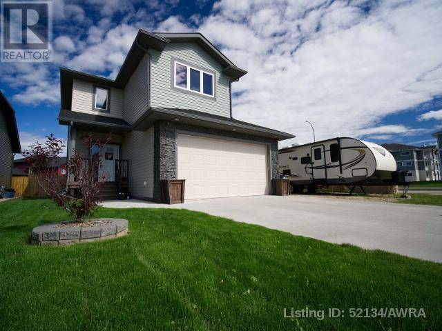 House for sale at 3 Riverstone Rd Whitecourt Alberta - MLS: 52134