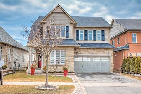 House for sale at 3 Robert Attersley Dr Whitby Ontario - MLS: E4421287