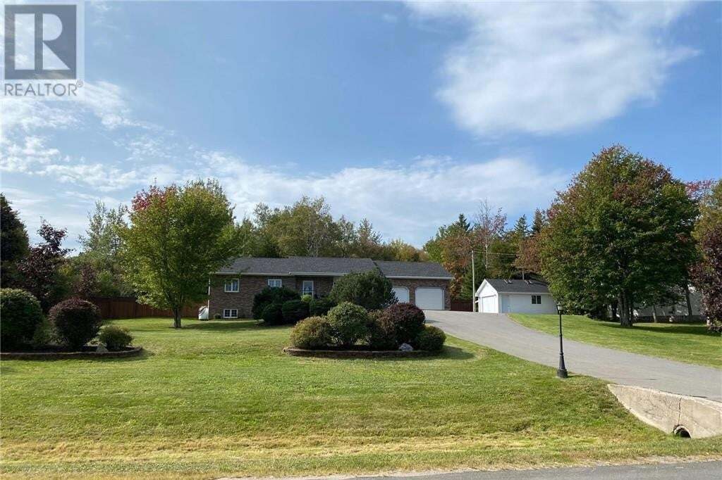 House for sale at 3 Robin Ln French Village New Brunswick - MLS: NB049572