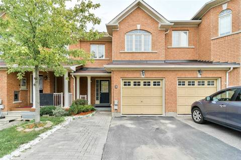 Townhouse for sale at 3 Rockgarden Tr Brampton Ontario - MLS: W4462907