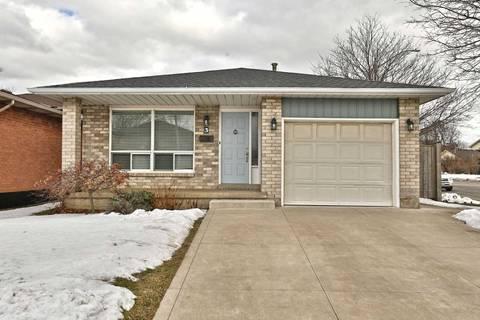 House for sale at 3 Rockingham Dr Hamilton Ontario - MLS: X4697450