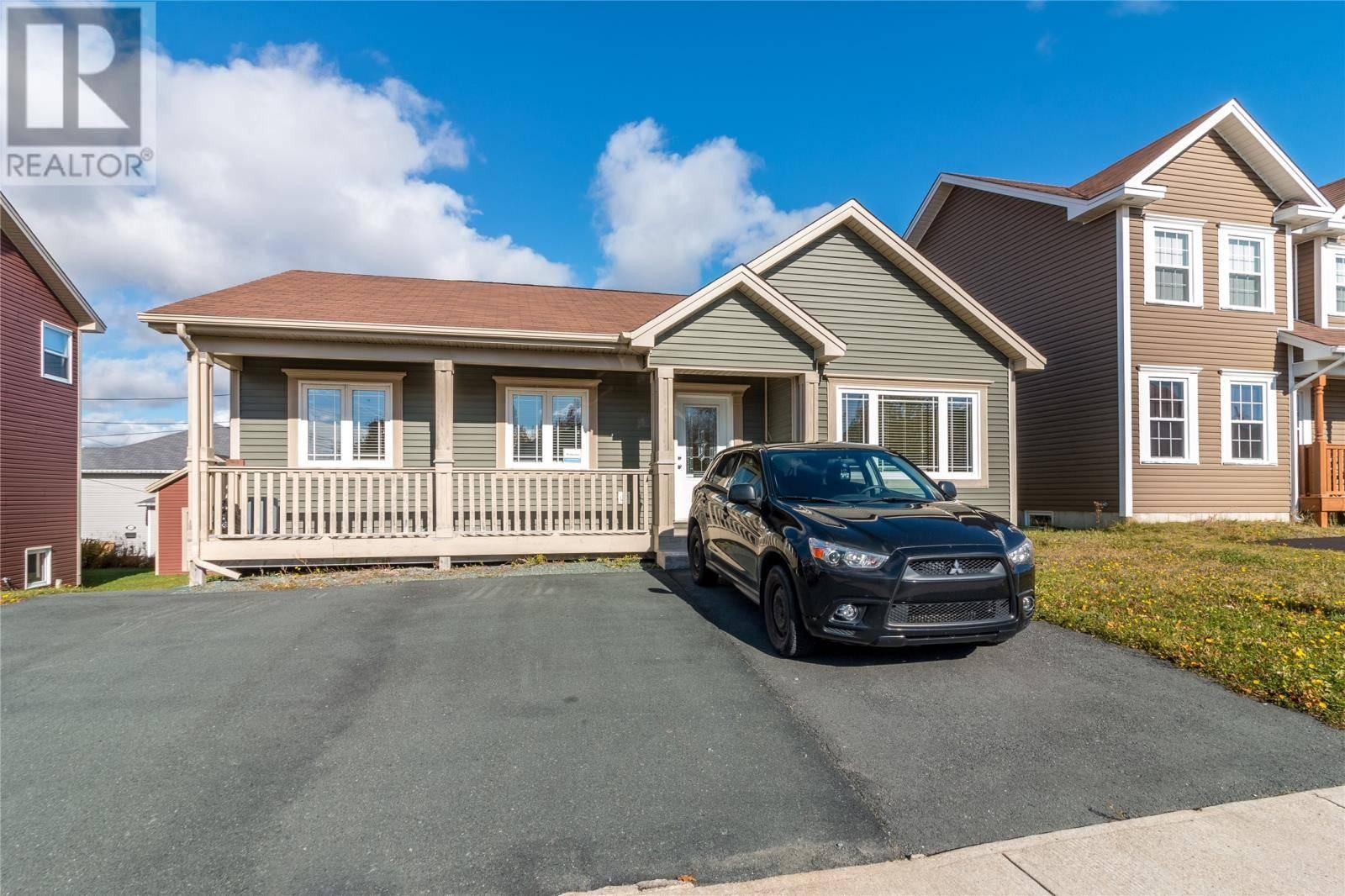 House for sale at 3 Rosemarkie St St. John's Newfoundland - MLS: 1192979