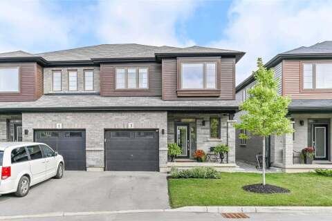 Townhouse for sale at 3 Rouley Ln Hamilton Ontario - MLS: X4845864