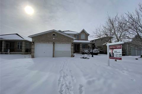 House for sale at 3 Russell Hill Dr Barrie Ontario - MLS: S4687329