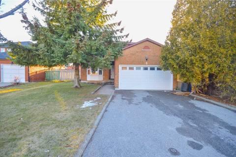 House for sale at 3 Saddlewood Ct Markham Ontario - MLS: N4720453