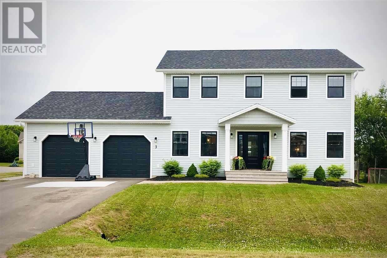 House for sale at 3 Saint George Cres Stratford Prince Edward Island - MLS: 202012061
