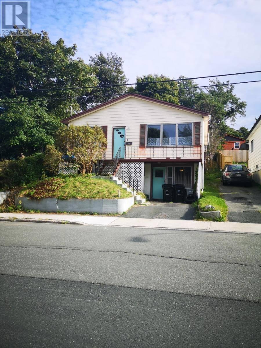 House for sale at 3 Salisbury St St. John's Newfoundland - MLS: 1203368
