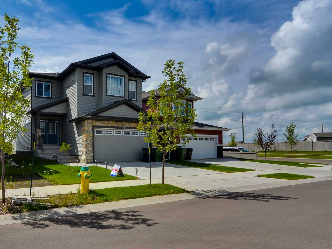 For Sale: 3 Sandalwood Place, Leduc, AB | 3 Bed, 3 Bath House for $489,000. See 29 photos!