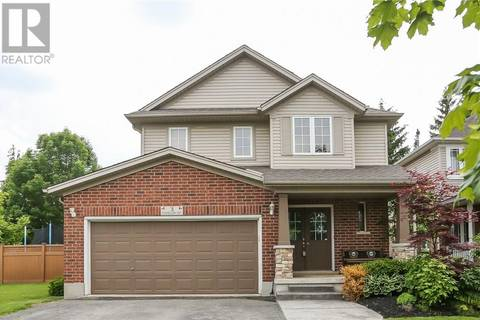 House for sale at 3 Schneller Ct Baden Ontario - MLS: 30745699