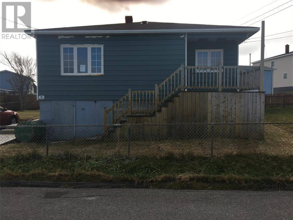 House for sale at 3 Seaview Rd Grand Bank Newfoundland - MLS: 1198993