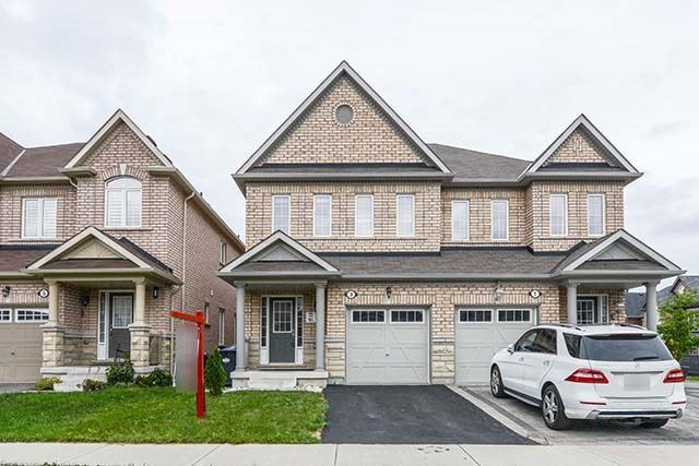 House for sale at 3 Selsdon Street Brampton Ontario - MLS: W4275486