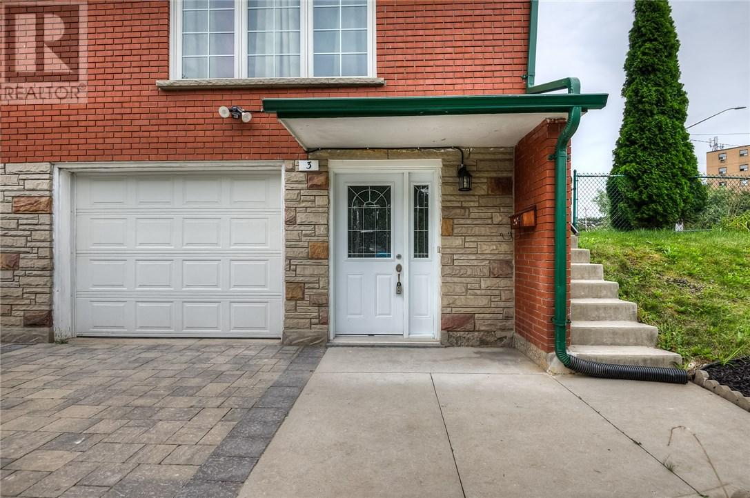 Removed: 3 Shaftsbury Drive, Kitchener, ON - Removed on 2017-11-26 09:01:21