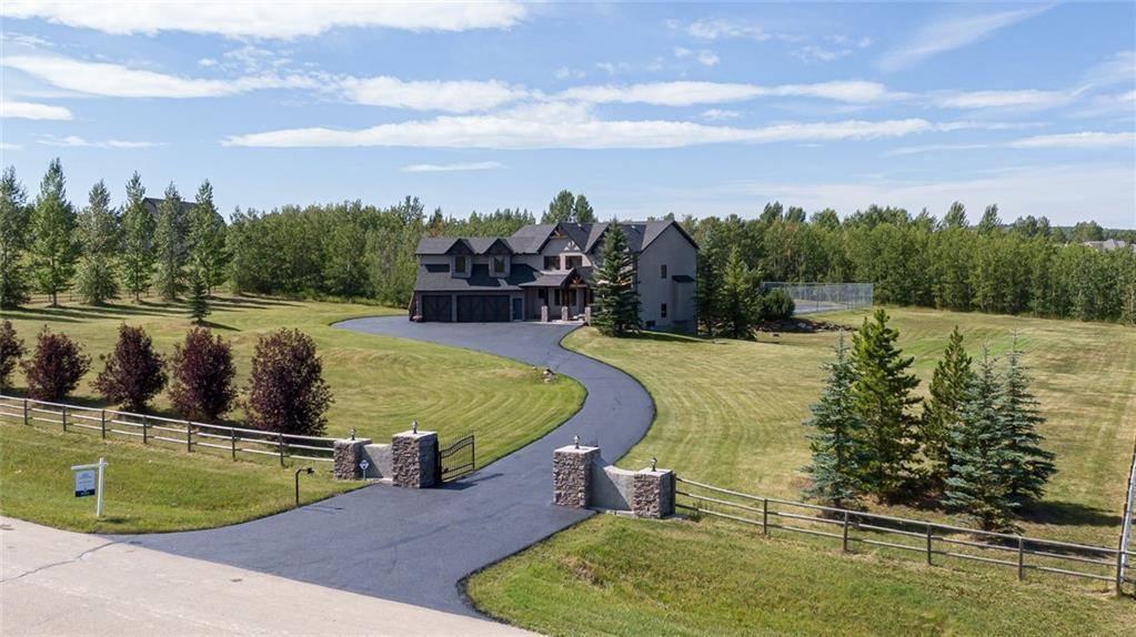 House for sale at 3 Shannon Hl Shannon Estates, Rural Foothills M.d. Alberta - MLS: C4265075