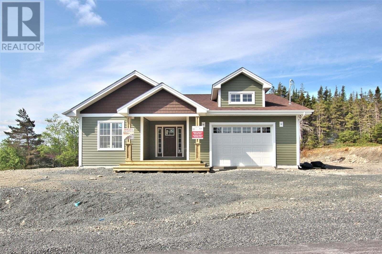 House for sale at 3 Simon Pl Spaniards Bay Newfoundland - MLS: 1218245