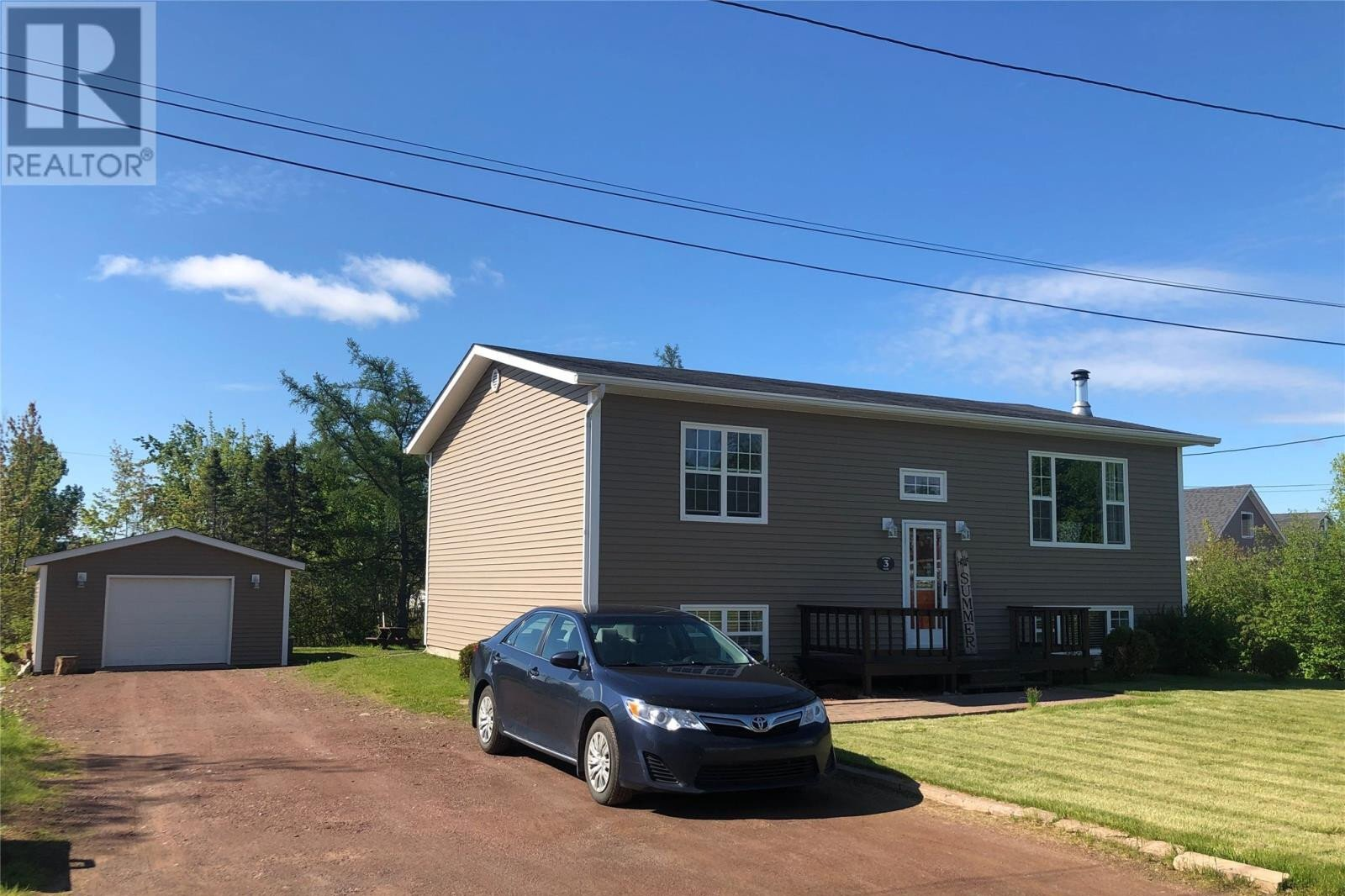 House for sale at 3 Snows Ln Bishop's Falls Newfoundland - MLS: 1217630