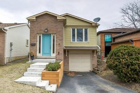 House for sale at 3 Snowshoe Cres Markham Ontario - MLS: N4456087