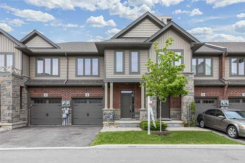 Townhouse for sale at 3 Southshore Cres Hamilton Ontario - MLS: X4469716