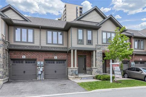Townhouse for sale at 3 Southshore Cres Stoney Creek Ontario - MLS: H4055032
