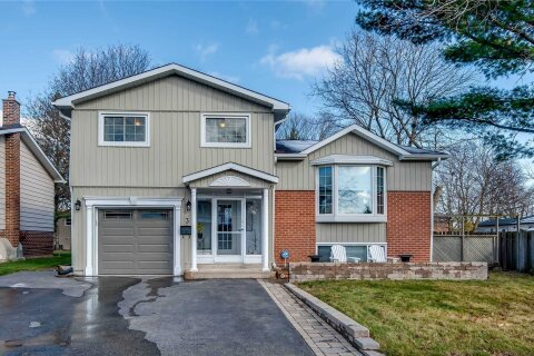 House for sale at 3 Springdale Dr Barrie Ontario - MLS: S5002213