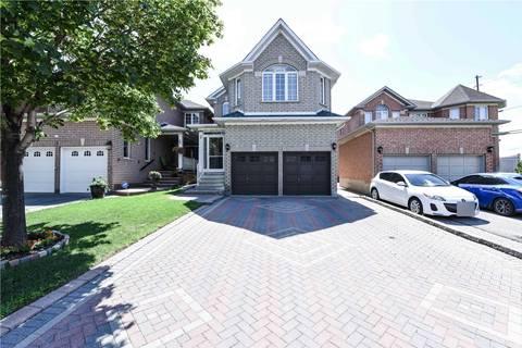 House for sale at 3 Springtown Tr Brampton Ontario - MLS: W4574568