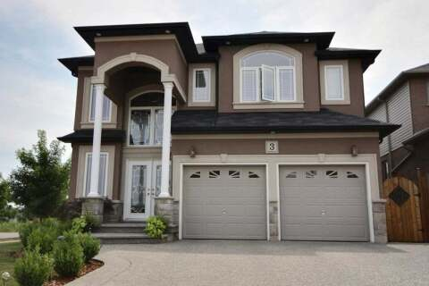 House for sale at 3 Stonepine Cres Hamilton Ontario - MLS: X4839163