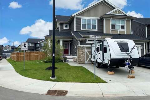 Townhouse for sale at 3 Sundown Common  Cochrane Alberta - MLS: C4305035