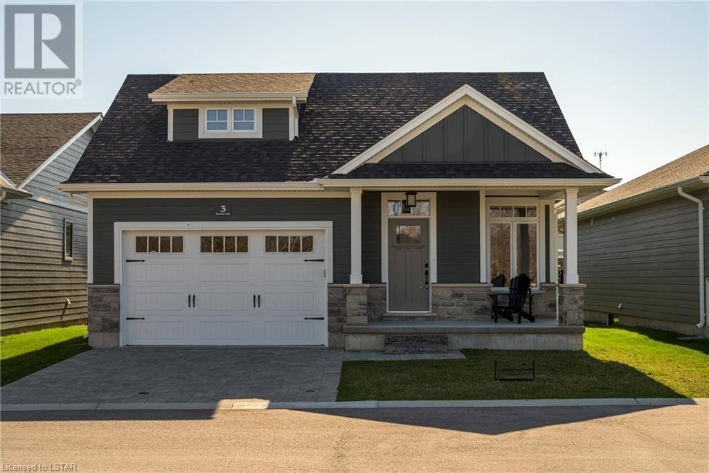 House for sale at 3 Sunrise Ln Lambton Shores (munic) Ontario - MLS: 257008
