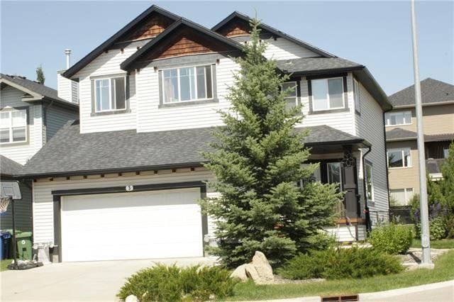 House for sale at 3 Sunset Cs Cochrane Alberta - MLS: C4242853