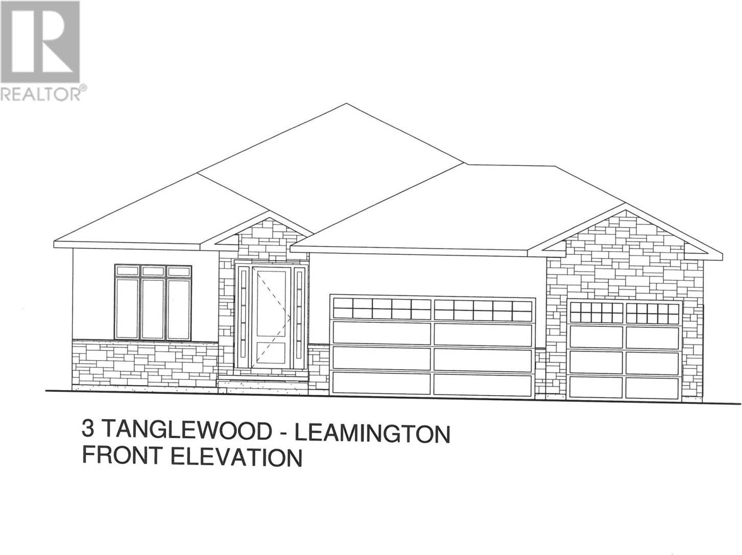 House for sale at 3 Tanglewood  Leamington Ontario - MLS: 20000612