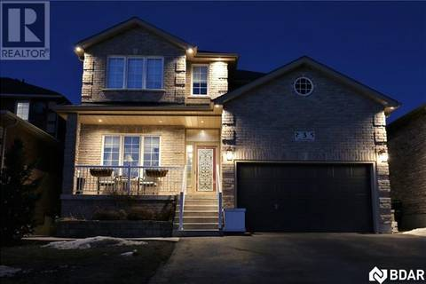 House for sale at 3 Tascona Ct Barrie Ontario - MLS: 30717757