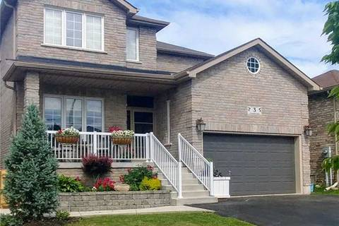 House for sale at 3 Tascona Ct Barrie Ontario - MLS: S4512993