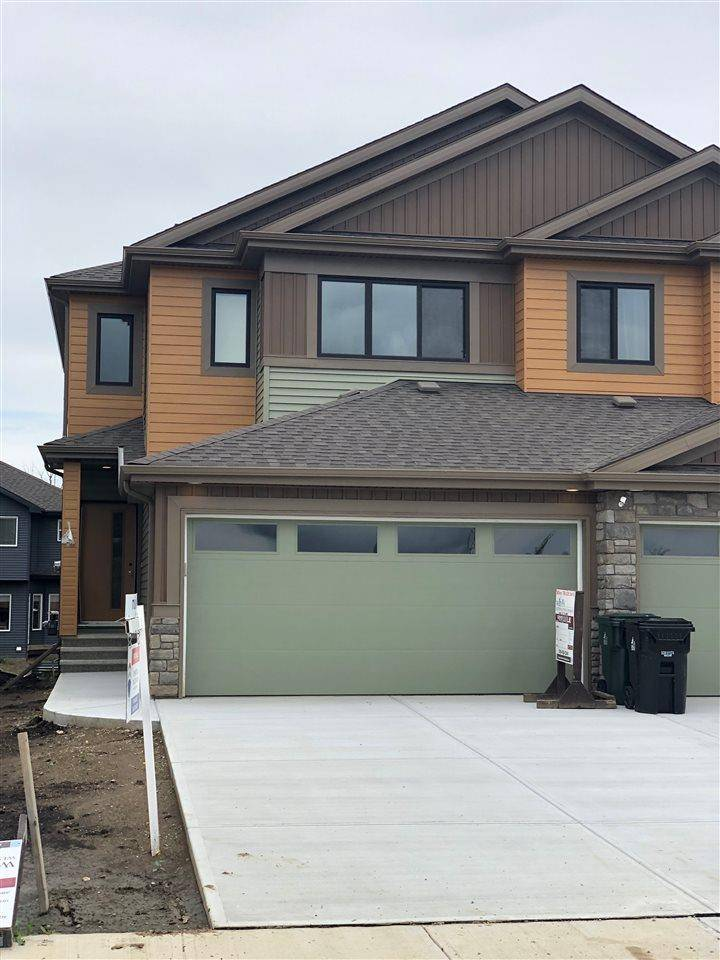 Townhouse for sale at 3 Taylor Ct Spruce Grove Alberta - MLS: E4169842