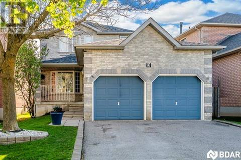 House for sale at 3 Teal Pl Barrie Ontario - MLS: 30725186