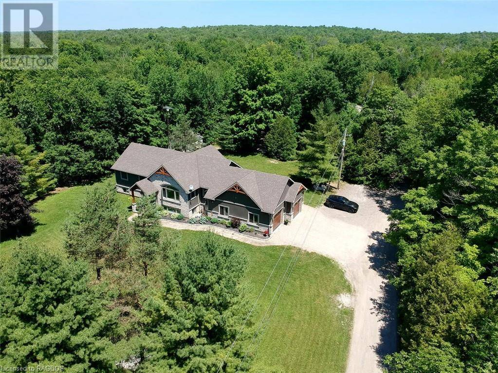 House for sale at 3 Teddy Bear Ln South Bruce Peninsula Ontario - MLS: 239068