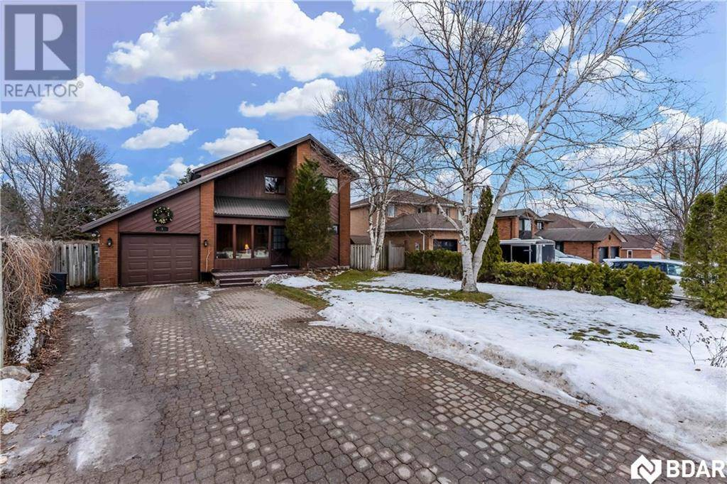House for sale at 3 Templeton Cres Barrie Ontario - MLS: 30802873