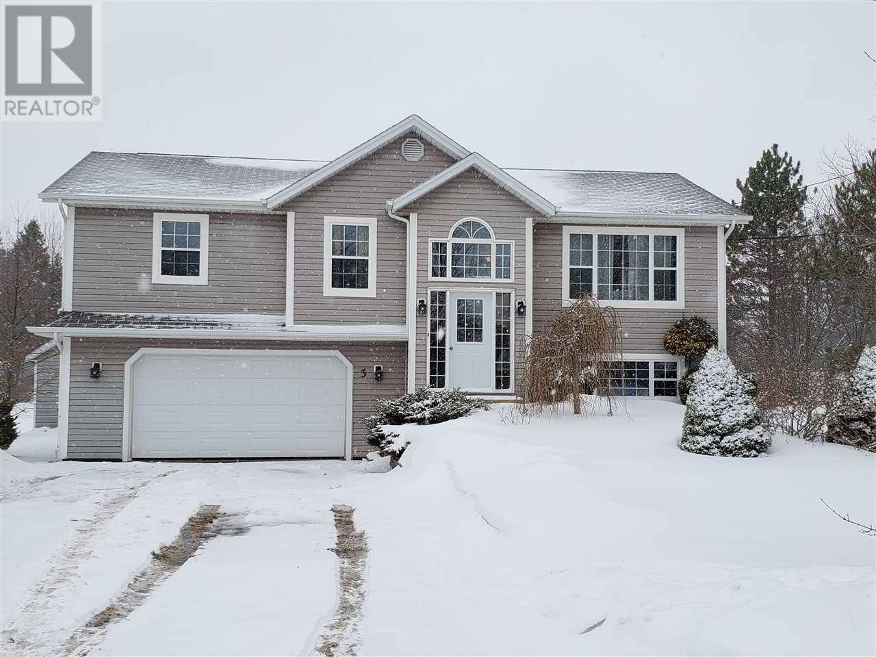House for sale at 3 Trailview Dr Charlottetown Prince Edward Island - MLS: 202002508