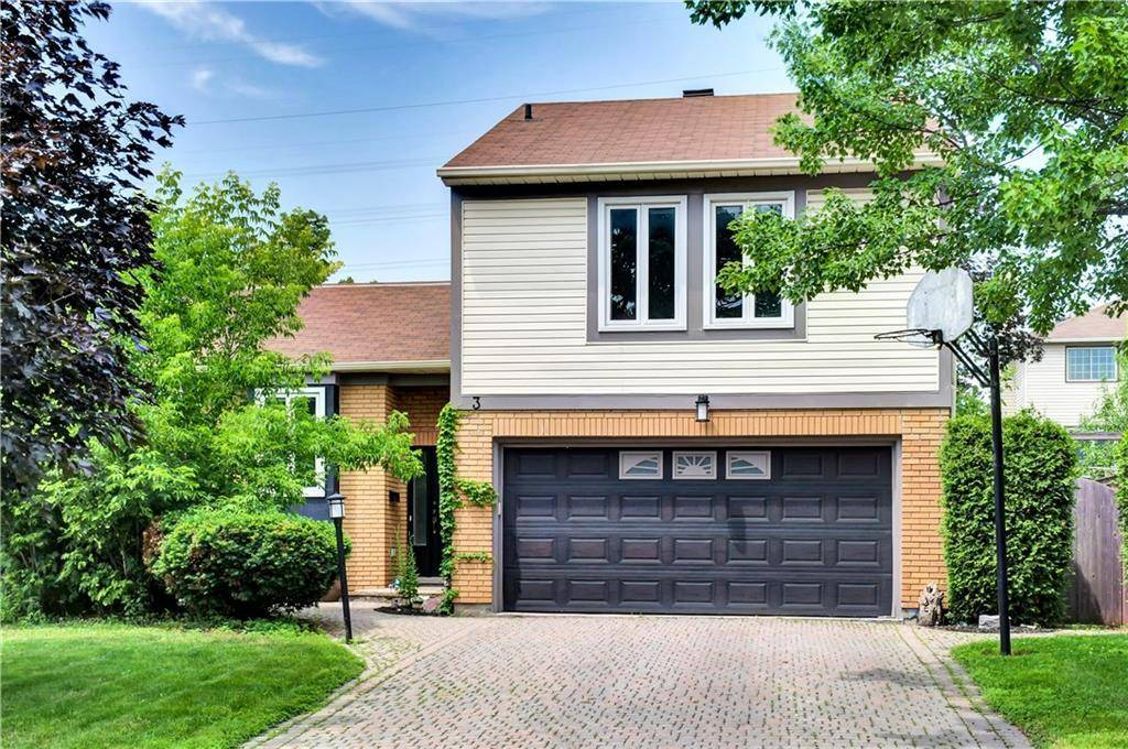 House for sale at 3 Trotting Wy Ottawa Ontario - MLS: 1168668