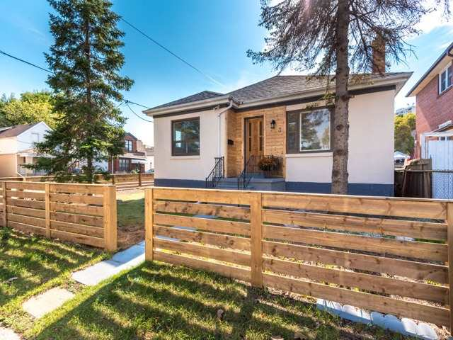 For Sale: 3 Tyrone Avenue, Toronto, ON | 2 Bed, 2 Bath House for $788,000. See 15 photos!