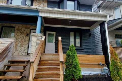 Townhouse for rent at 50 Pape Ave Unit 3 Upper Toronto Ontario - MLS: E4774618
