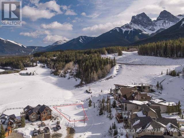 Residential property for sale at 3 Van Horne  Canmore Alberta - MLS: 52021