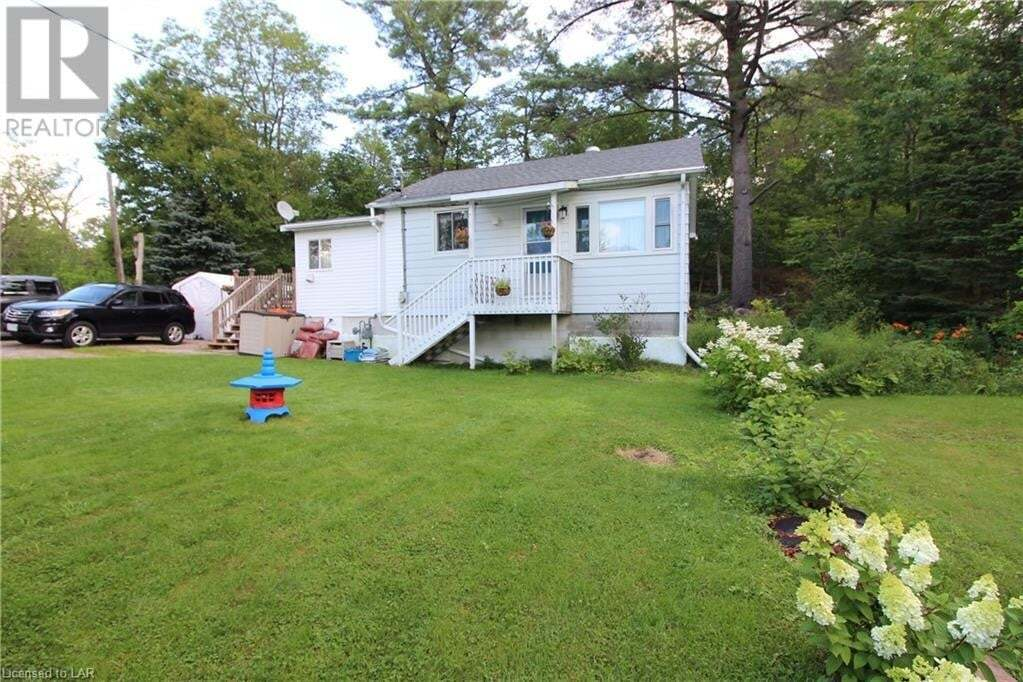 House for sale at 3 Victoria Ave Parry Sound Ontario - MLS: 277128