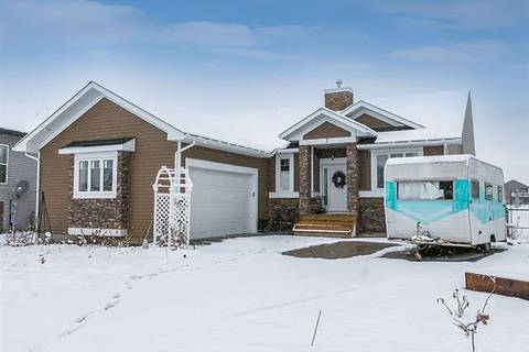 House for sale at 3 West Highland Ct Carstairs Alberta - MLS: C4285878