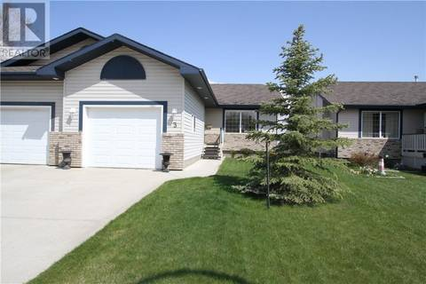 Townhouse for sale at 3 Westin Pl Sylvan Lake Alberta - MLS: ca0162162
