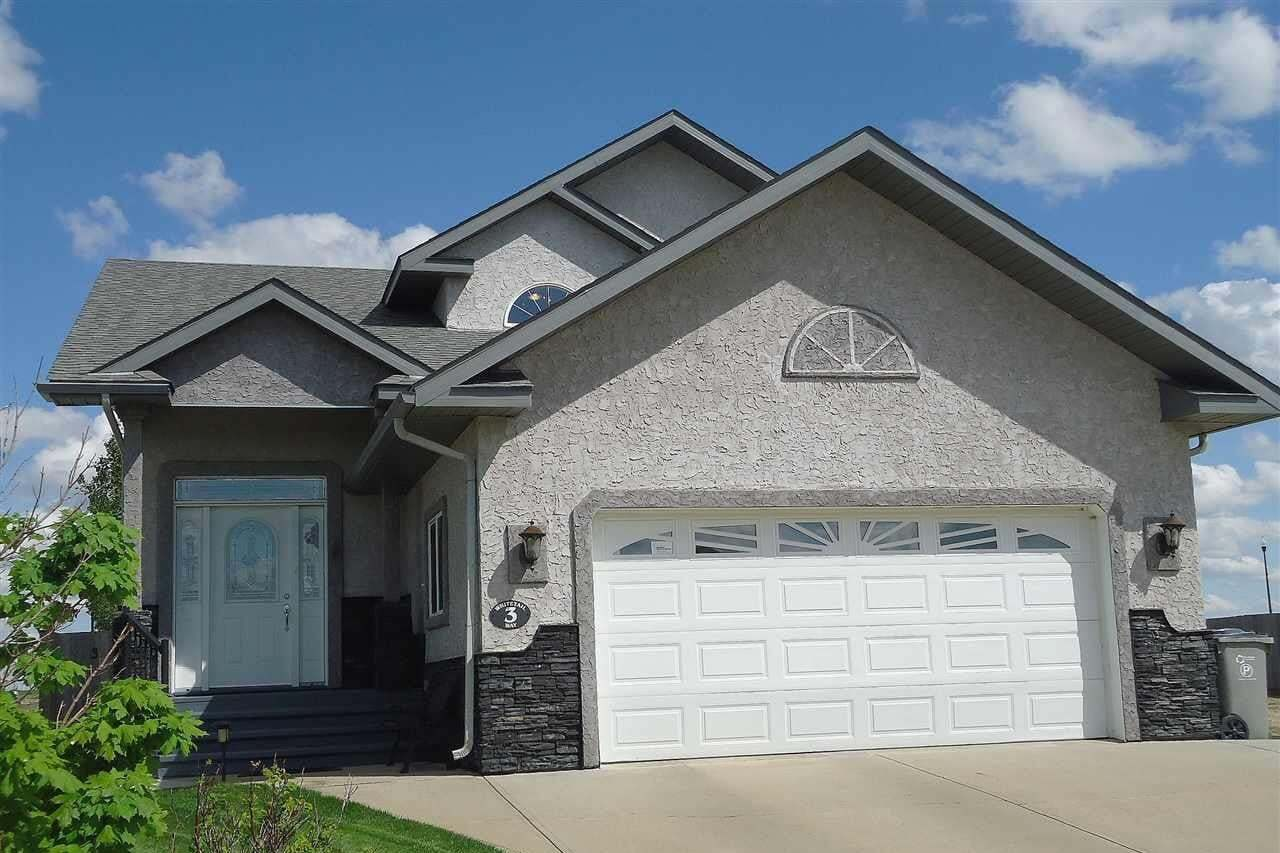 House for sale at 3 Whitetail Wy Mundare Alberta - MLS: E4200910
