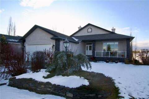 House for sale at 3 Wildflower Hill(s) Rural Rocky View County Alberta - MLS: C4258946