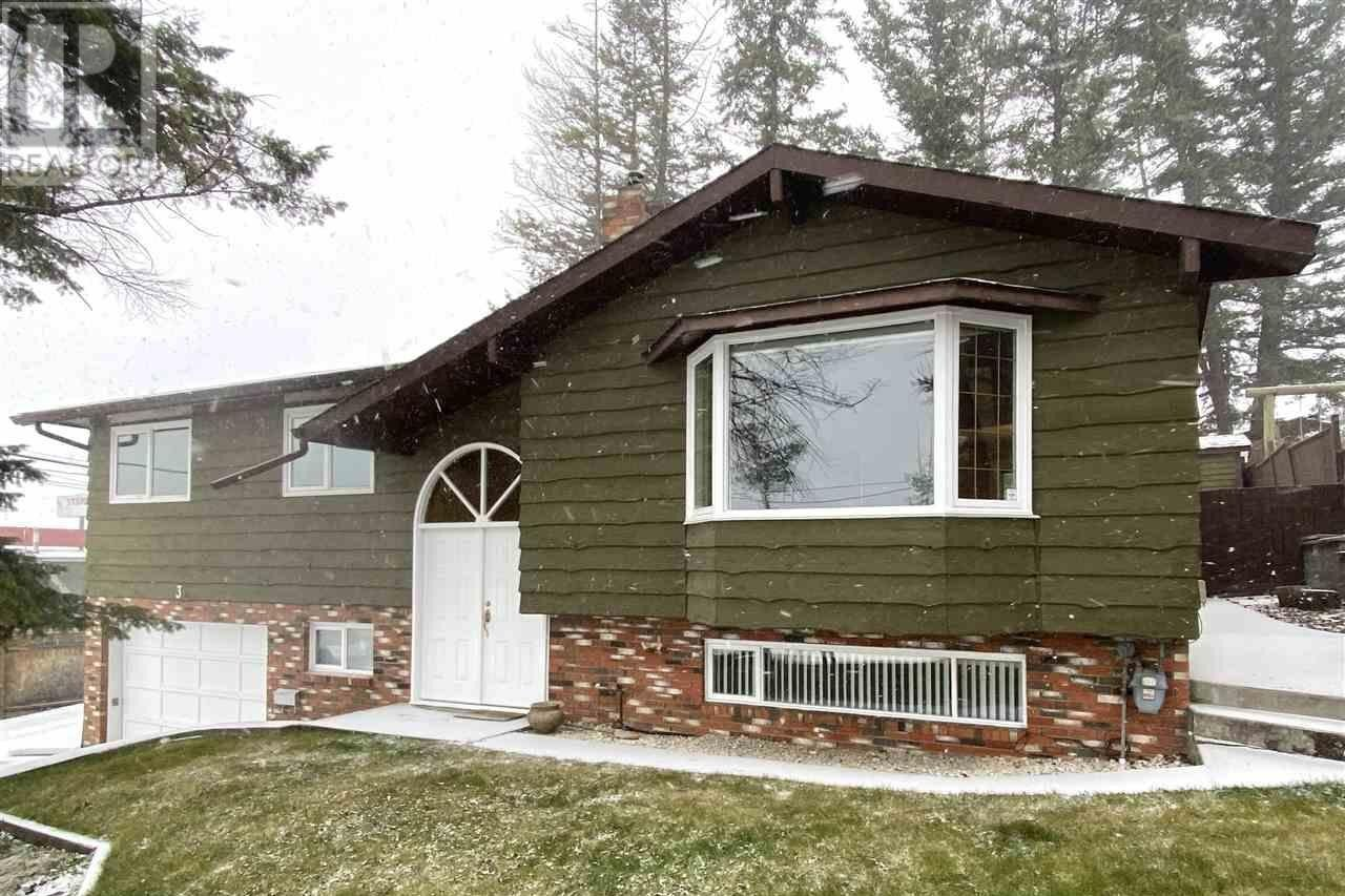 House for sale at 3 Windmill Cres Williams Lake British Columbia - MLS: R2516720