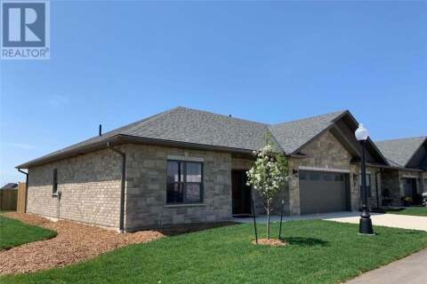 Townhouse for sale at 1050 Waterloo St Unit 30 Saugeen Shores Ontario - MLS: 177143