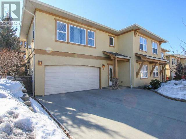 Townhouse for sale at 1055 Aberdeen Drive  Unit 30 Kamloops British Columbia - MLS: 155651