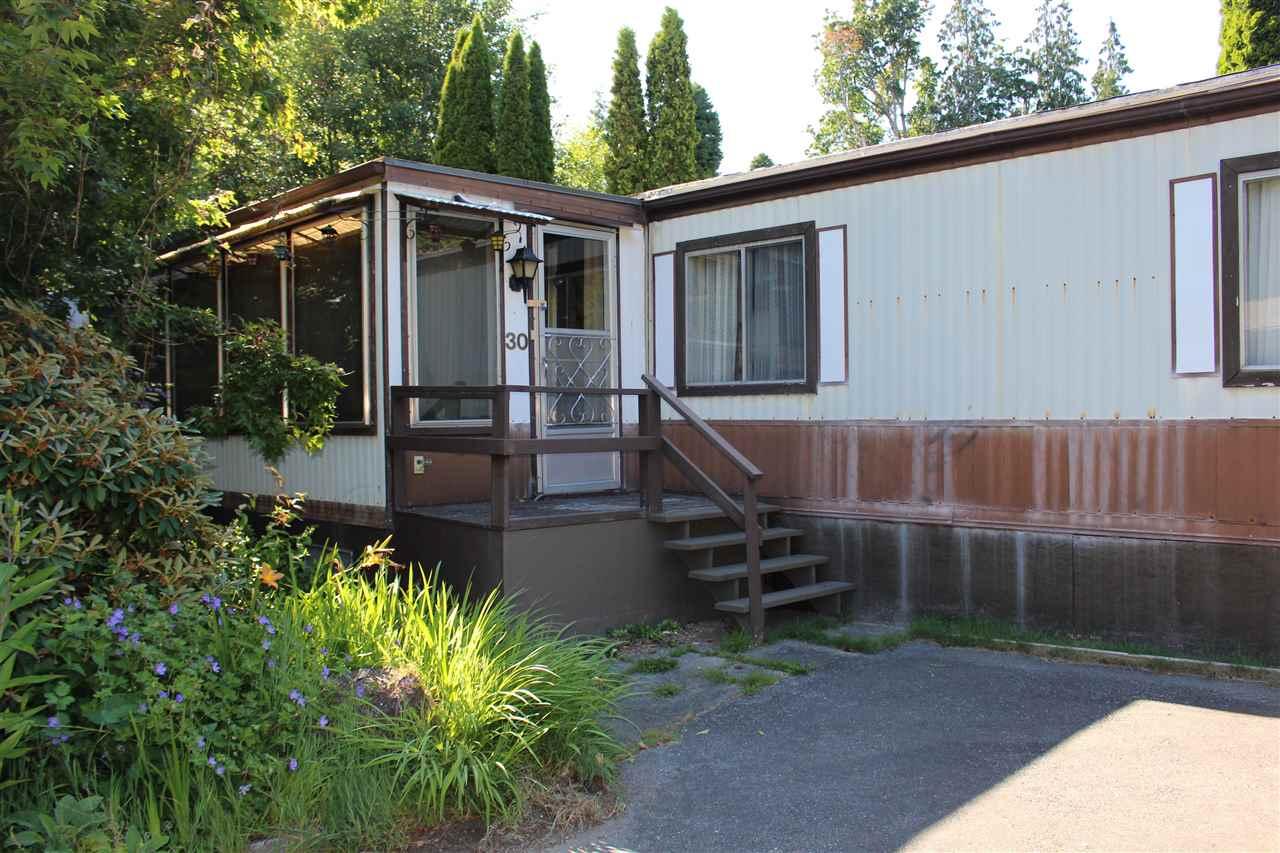 Sold: 30 - 1123 Flume Road, Roberts Creek, BC